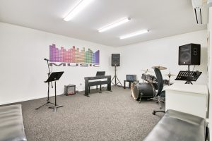 BMS Band Room