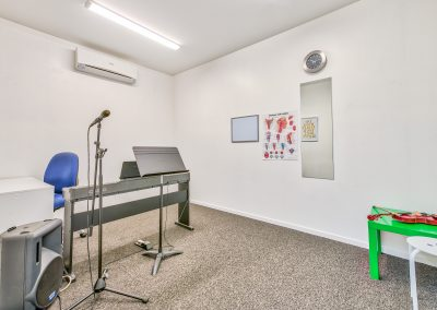 BMS Strings Room