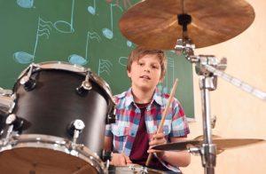 drum lessons at brisbane music studio